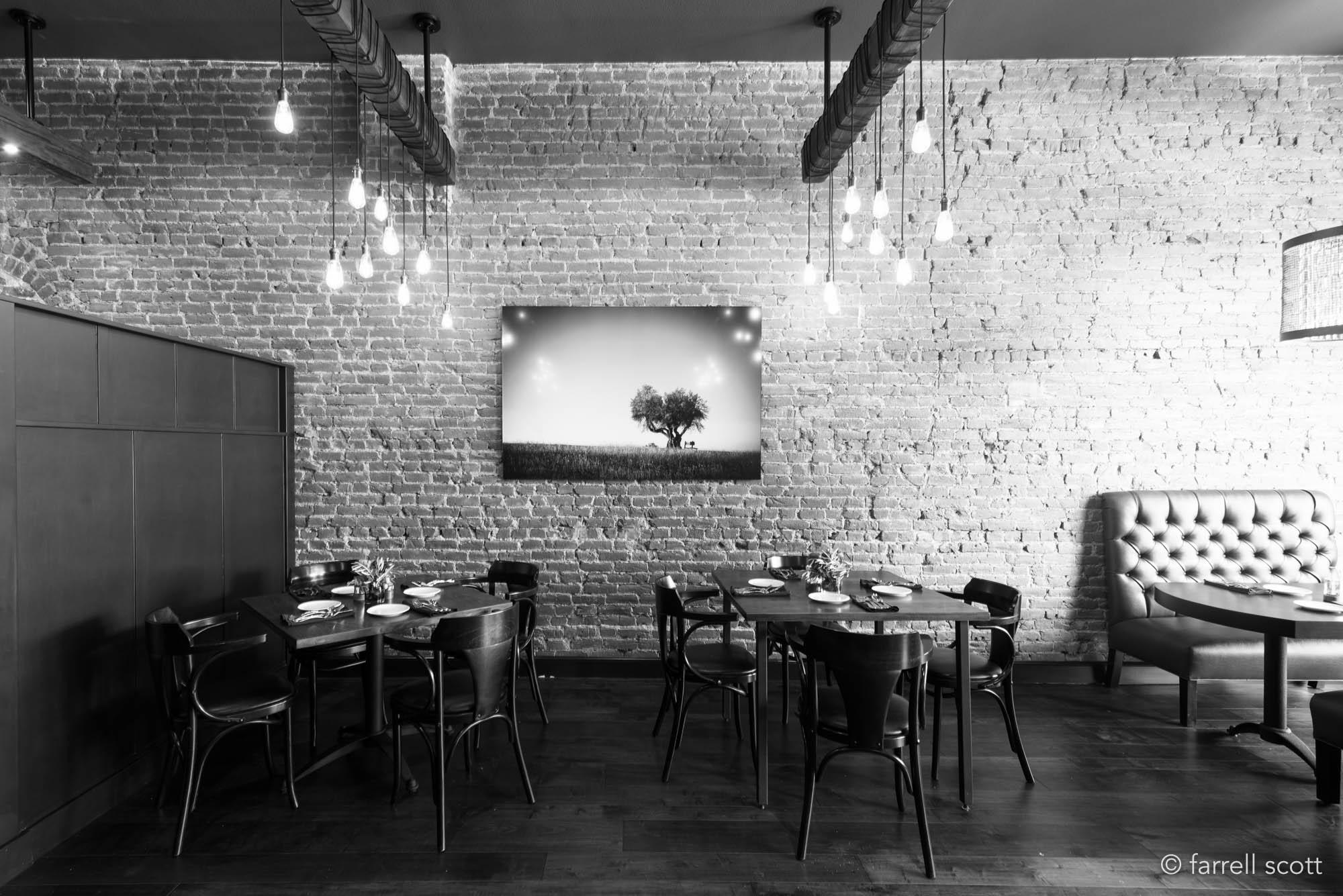 Modern Rustic Restaurant Design For Morgan S On Main Monley Cronin Construction